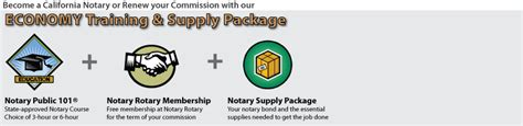 notary rotary notary supplies and services for the california notary notary supply packages notary rotary