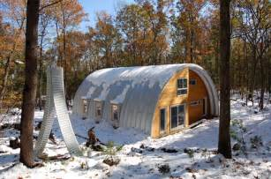 Quonset Hut Home Quonset Hut Style Homes Building