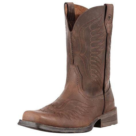 ariat rambler boots ariat mens rambler boots