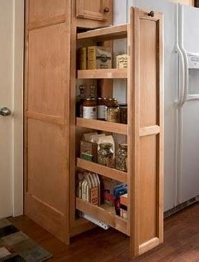 narrow kitchen cabinet solutions narrow pantry cabinet foter