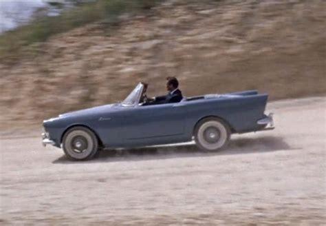 Dr No Bond Car list of all bond cars