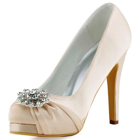 Hochzeit Schuhe Kaufen by Kaufen Gro 223 Handel Chagne Schuhe Hochzeit Aus