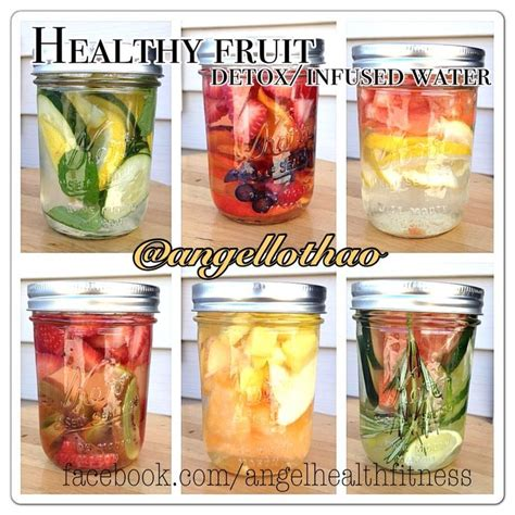 Different Types Of Detox Juices 17 best images about water detox on