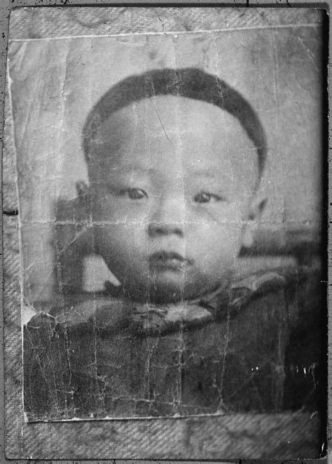 old vintage images file photograph of chun jan yut quot 1 year old quot nara