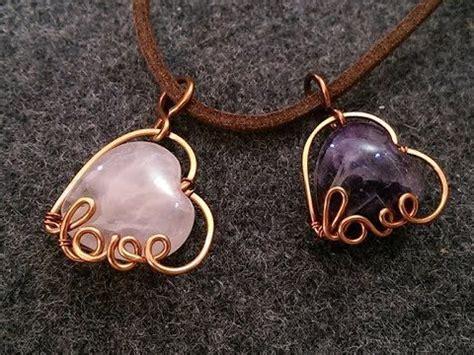 Handmade Wire Jewelry Tutorials - 25 best ideas about handmade jewelry tutorials on