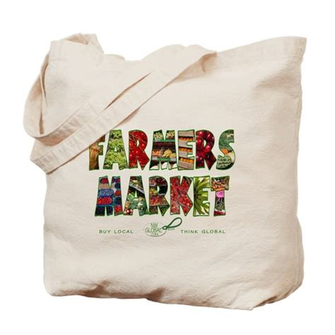 Market Bags By Hersh The Bag by Farmers Market Tote Bag By Nwglobal