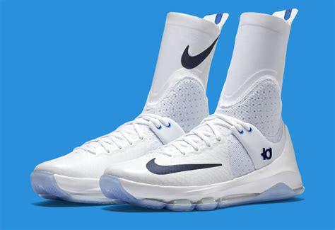 nike kd 8 elite white sneaker bar detroit