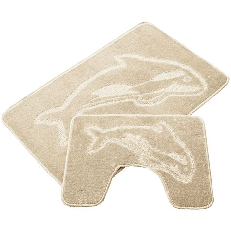 non slip bath and shower mats bath rug toilet non slip and pedestal mat set bathmat shower absorbent 2 ebay