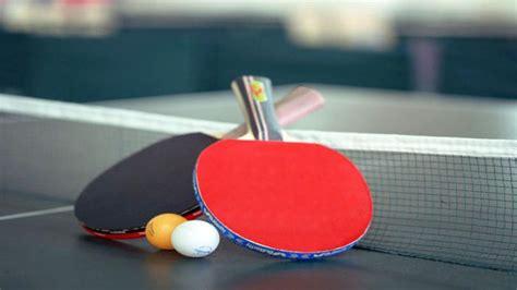 Meja Tenis Meja S tenis meja target 3 besar di taiwan junior and cadet open