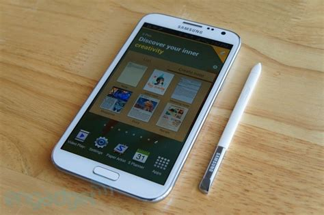 Samsung Note 2 samsung galaxy note ii review