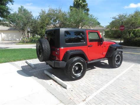 Jeep Wrangler Hp Purchase Used Jeep Wrangler Hemicon 5 7l 400 Hp 8 Cyl In