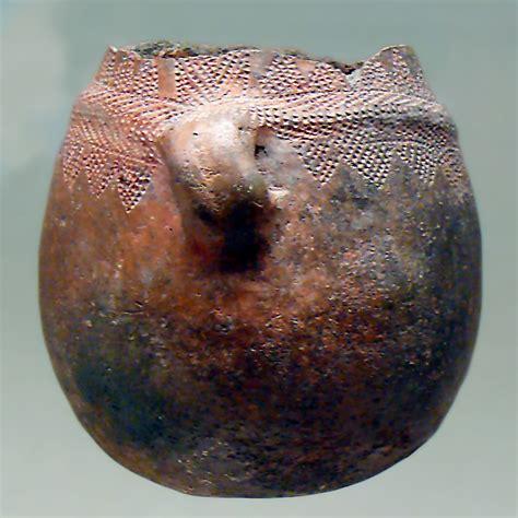 vaso espansione cer cultura della ceramica cardiale