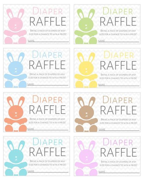 cake raffle ticket template 17 best images about baby shower on baby