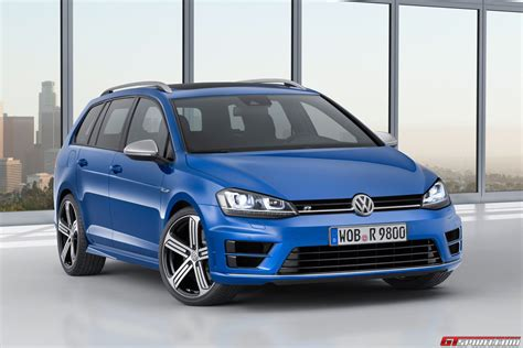official 2015 volkswagen golf r variant gtspirit