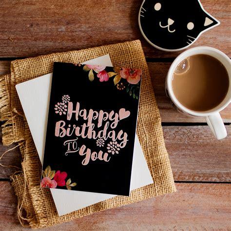 Harga Kartu Ucapan Ulang Tahun Untuk Pacar by Jual Kartu Ucapan Ulang Tahun Happy Birthday Card My