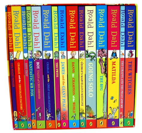 3000 facts about the greatest books what s your favourite roald dahl book st cronan s