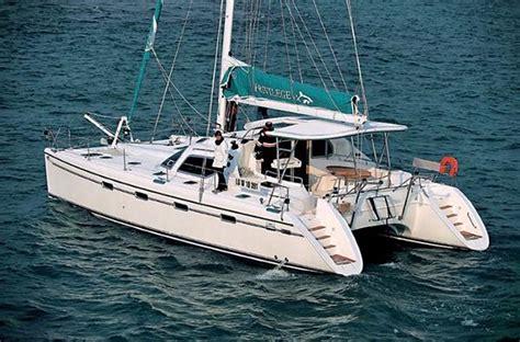 catamaran boats for sale used used catamaran alliaura marine boats for sale boats
