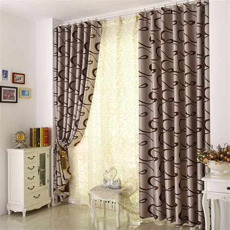 Hotel Blackout Curtains Is Presented In Modern Style