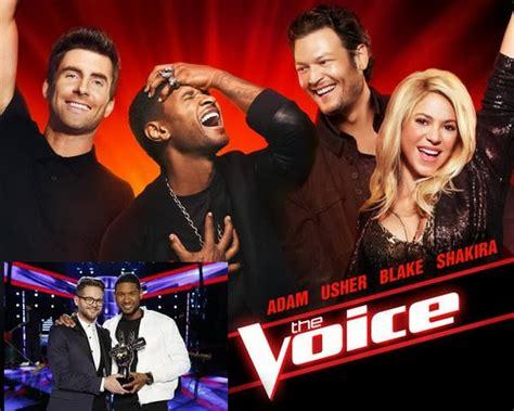 the voice season 6 winner is team ushers josh kaufman the voice season 6 winner