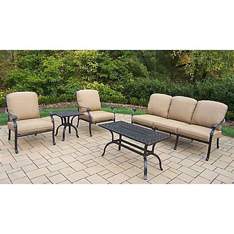oakland living clairmont patio furniture collection www