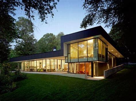 Contemporary Interior Designs For Homes by Casas Modernistas De Cristal Interiores