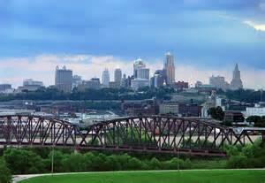 Kansas city skyline a photo from missouri midwest trekearth