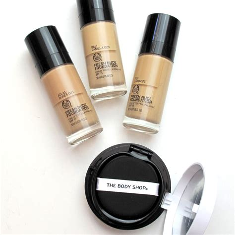 Foundation The Shop lab muffin science the science of skincare makeup and nails