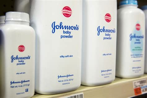 Bedak Johnson johnson johnson ordered to pay 72 million in cancer linked to talcum powder