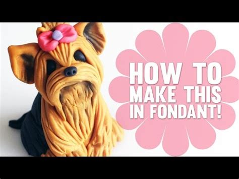 how to crate a yorkie puppy learn how to make a fondant husky puppy cake decorating tutorial