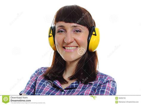 best headphones for construter workers builder wearing ear protection stock image cartoondealer