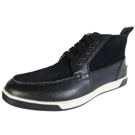 mens chukka sneaker cole haan mens quincy moc chukka ii high top sneaker shoes