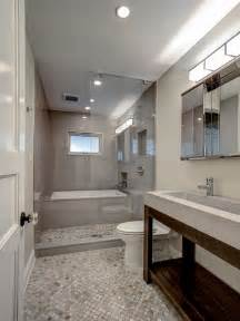Modern Bathroom With Shower Photo Page Hgtv