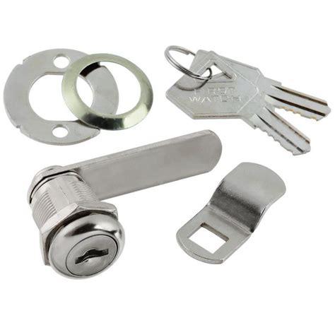 stainless steel cabinet door latches keyed 7 8 quot cam lock for cabinet door 1 2 quot max