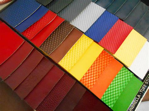 Car Upholstery Materials by Auto Upholstery