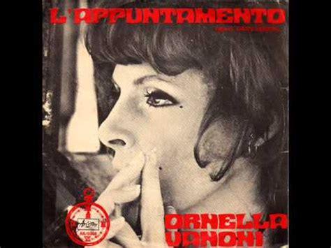 l appuntamento ornella vanoni consoli 小さな村の物語 イタリア 風 ヴァンナ 動画 はてなダイアリー