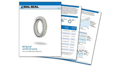 New Catalog From Benefit 2 by New Catalog Describes Benefits Of Canted Coil Springs For