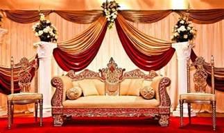 dekoration fotos most beautiful wedding stage decoration ideas designs 2015