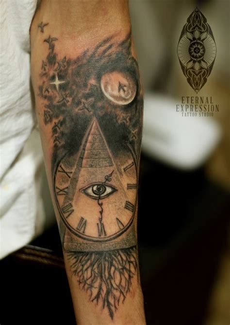 pyramid tattoo 25 best ideas about pyramid on