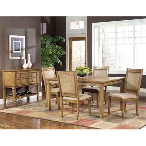 pine dining room set kingston isle by progressive furniture rectangular dining