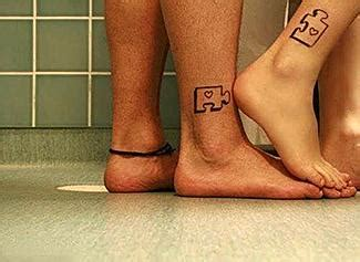 couple tattoos that fit together tattoos