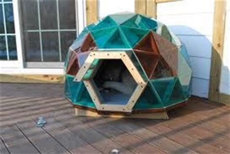 Geodesic Dome Dog House Dog Stuff Pinterest