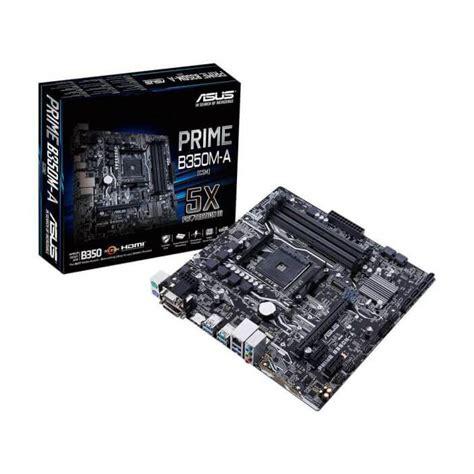 Msi B350m Pro Vh Plus Amd Socket Am4 tarjeta madre prime b350m a asus socket am4 amd b350 micro