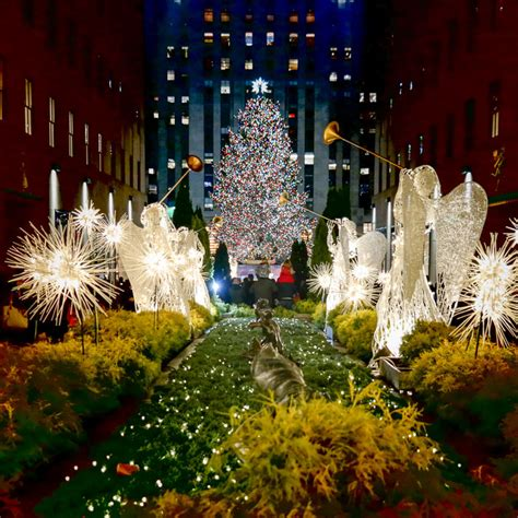 when does nyc start decorating for christmas top 10 things to do in new york city this covering the bases fashion and travel