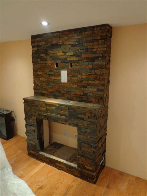 Clad Fireplace by Trend Cladding Fireplace Ideas 5525