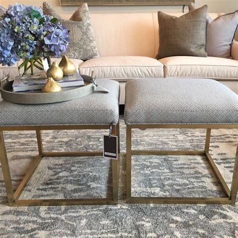 coffee table with ottomans under 1000 ideas about ottoman coffee tables on pinterest