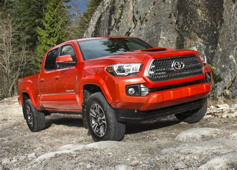 2016 Toyota Tacoma Prices 2016 Toyota Tacoma Pricing Leaked Save Up At Least