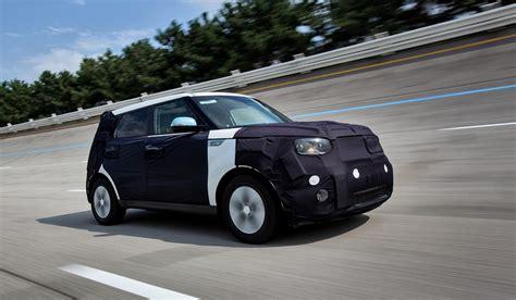 Kia Soul Ev Test Elektroauto Kia Soul Ev Kommt 2014 Ecomento De