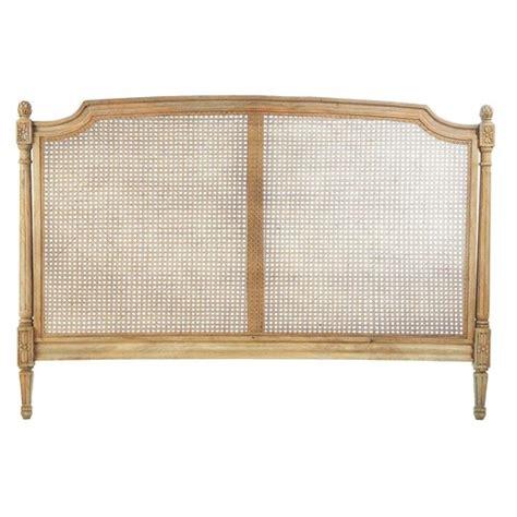 Colette Headboard by Mango Wood Headboard W 160cm Colette Maisons Du Monde