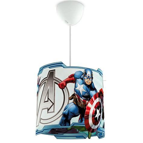 captain america l shade marvel avengers pendant lamp light shade new hulk captain