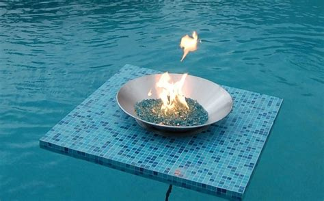 Pin By Purepool On Cool Pool Products Pinterest Floating Pit